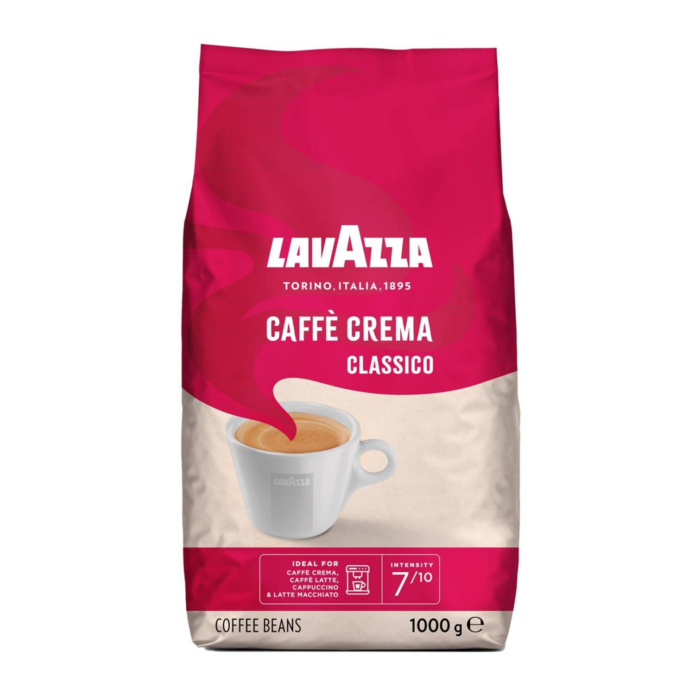Lavazza Caffè Crema Classico ganze Bohne 1 kg