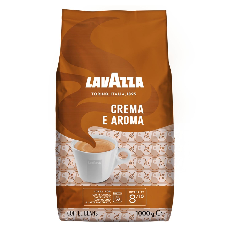 Lavazza Crema e Aroma ganze Bohne 1 kg