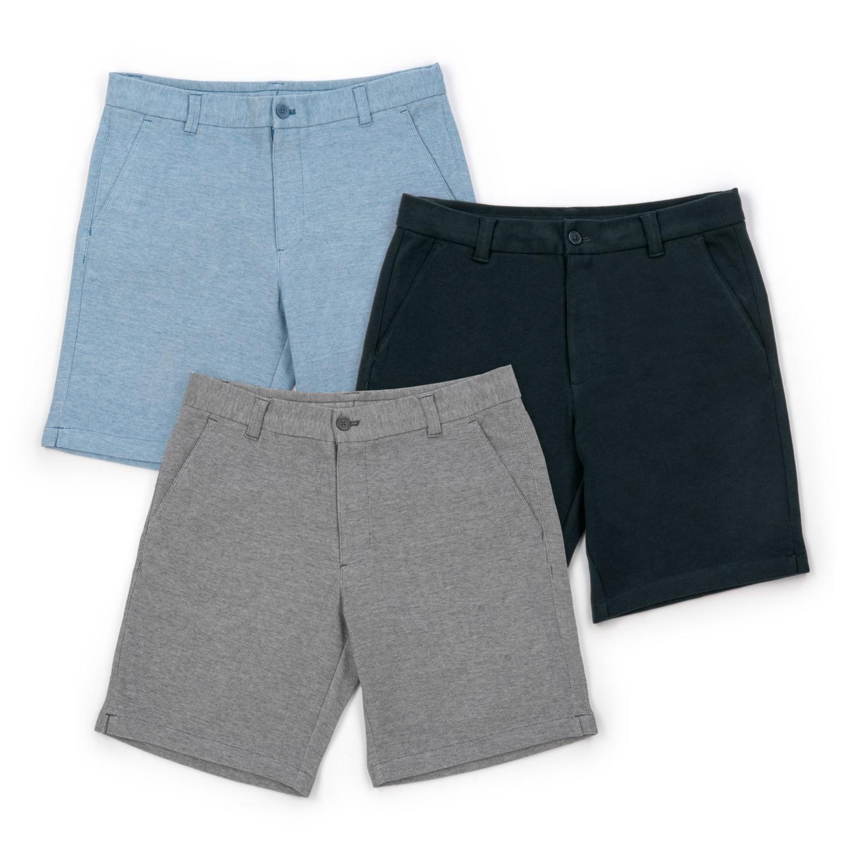 WATSON'S Herren-Jersey-Shorts