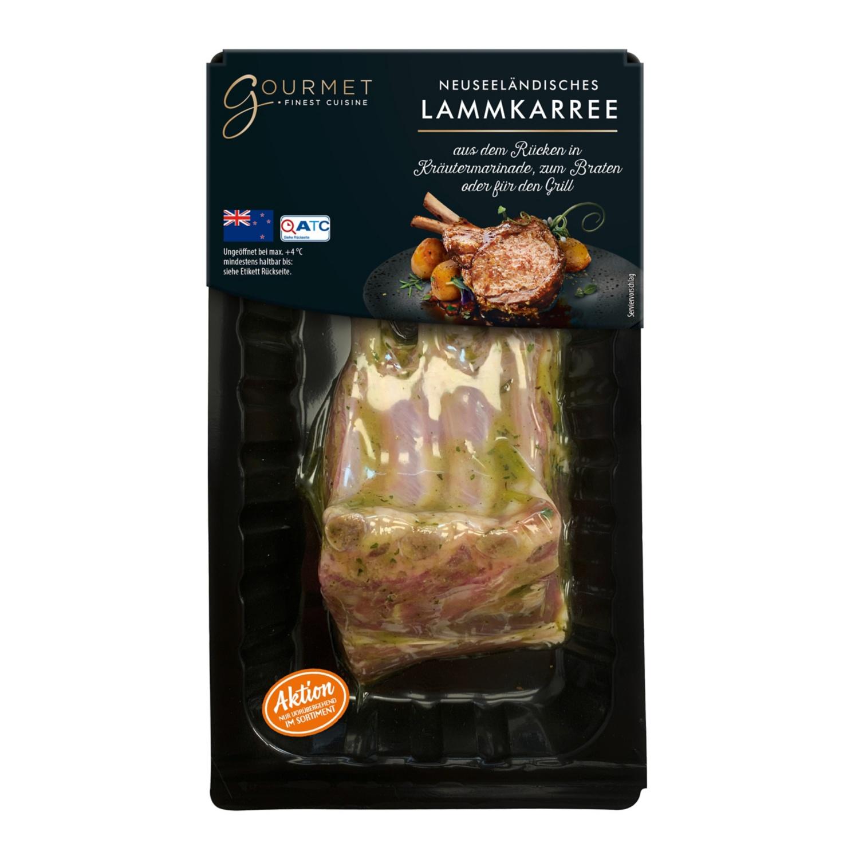 GOURMET Neuseeländisches Lammkarree 260 g*