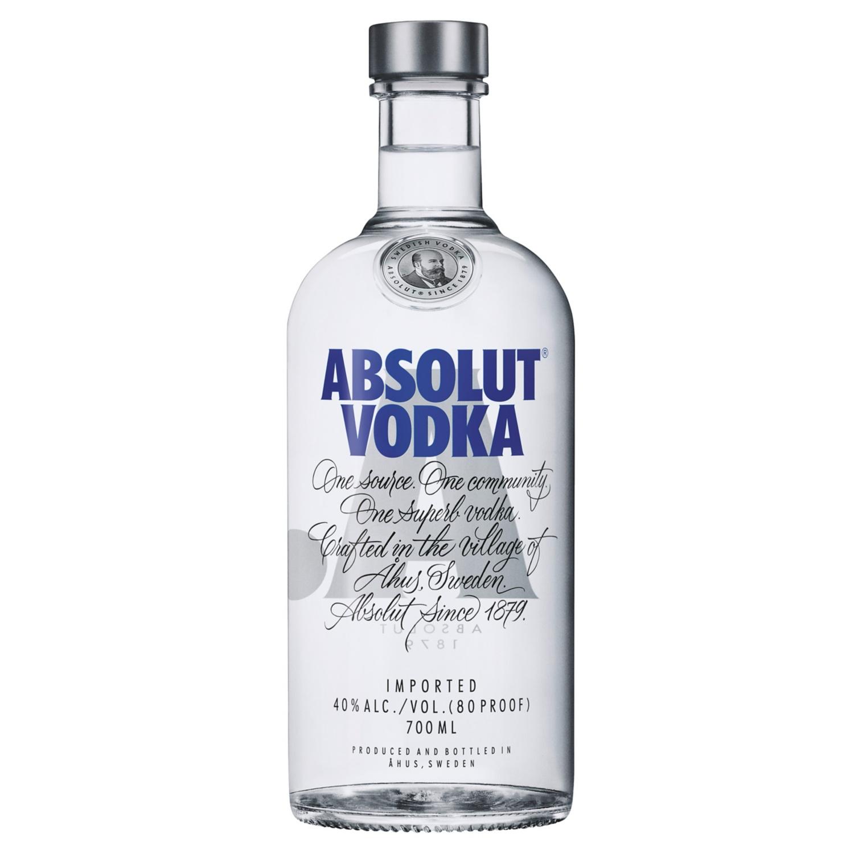 Absolut Vodka 0,7 l *