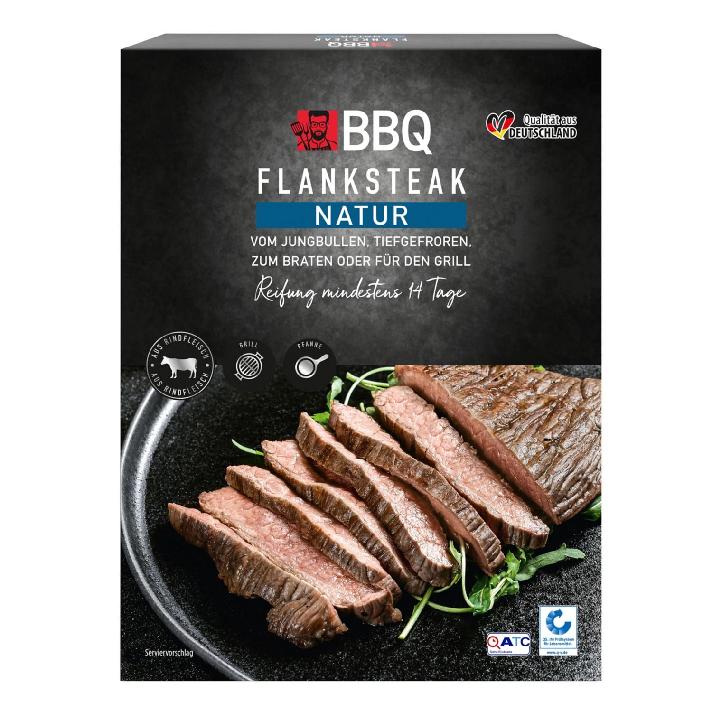 BBQ Flanksteak 1 kg*