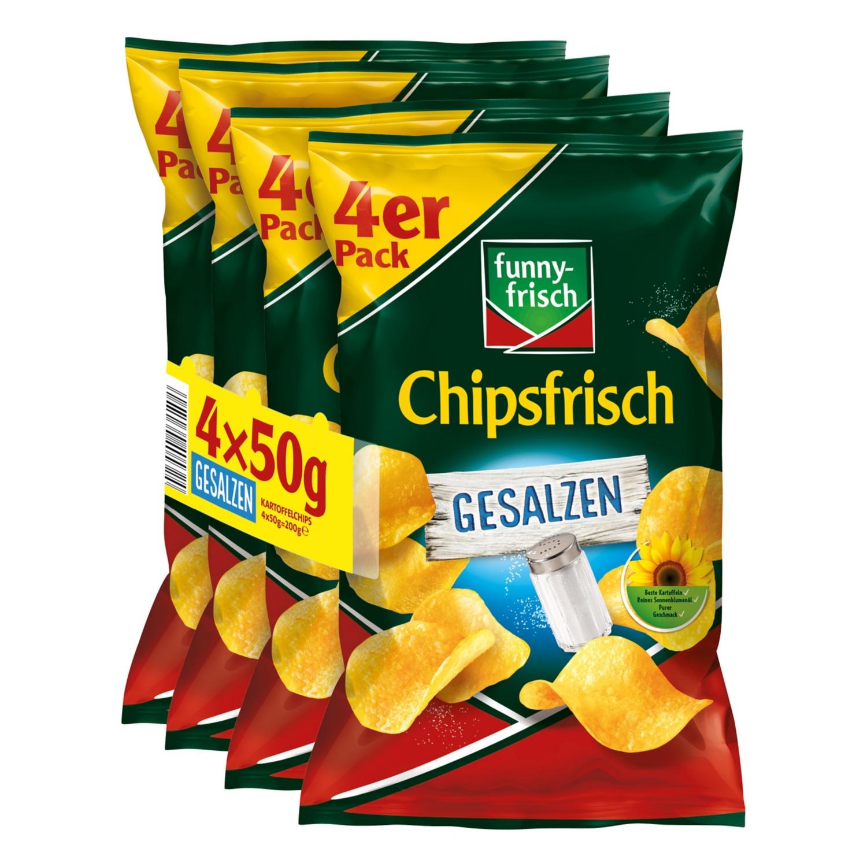 funny-frisch Chipsfrisch 200 g*