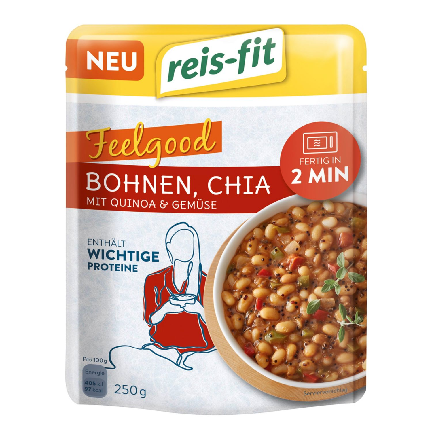 reis-fit Feelgood-Mix 250 g*