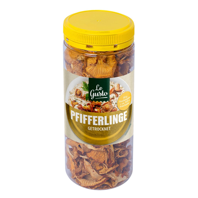 Le Gusto Getrocknete Pilzspezialitäten 50 g*