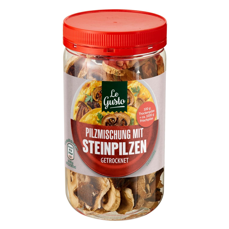Le Gusto Getrocknete Pilzspezialitäten 100 g*