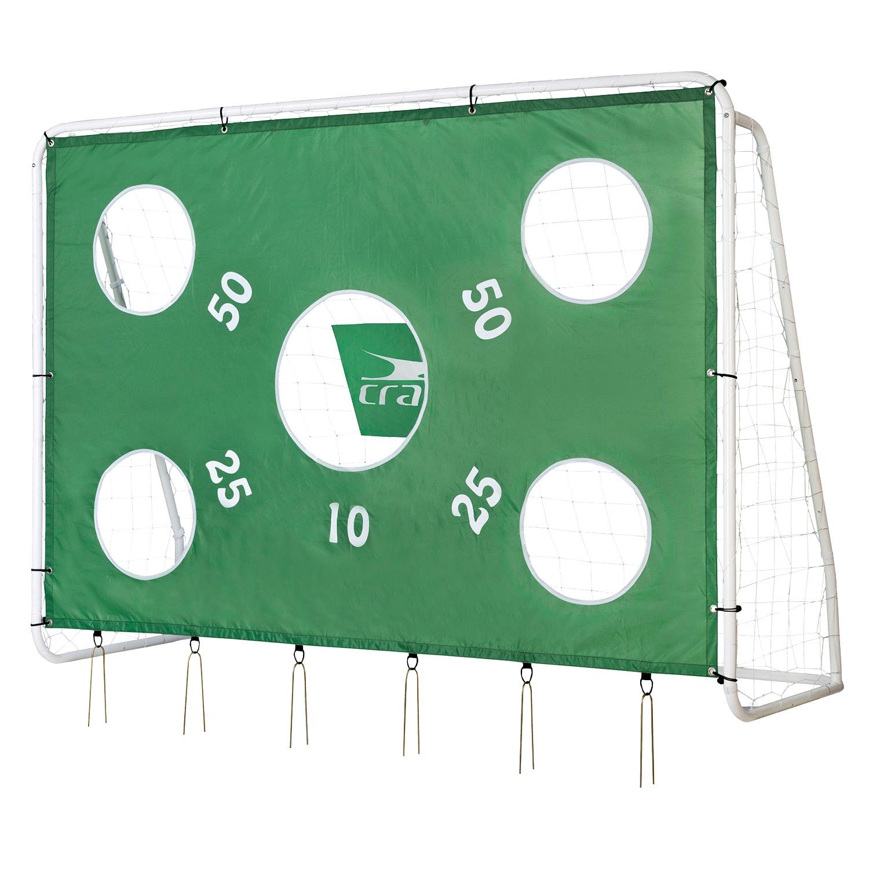 CRANE® Fußballtor mit Torwand oder zwei kleine Fußballtore*