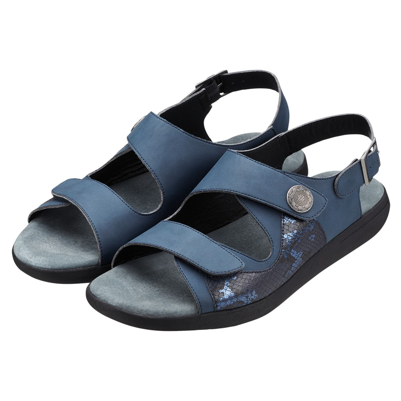 blue motion Damen-Komfort-Pantoletten*