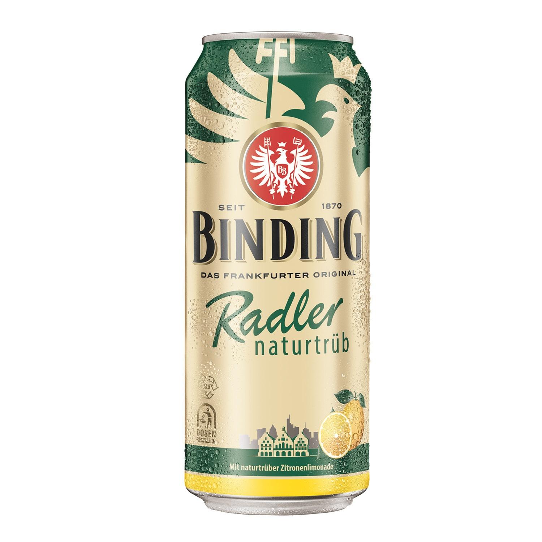 BINDING RÖMER PILS Radler 500 ml