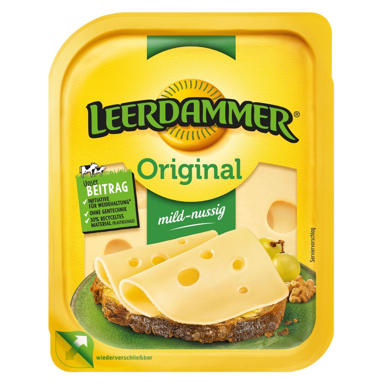 LEERDAMMER® Scheibenkäse 160 g
