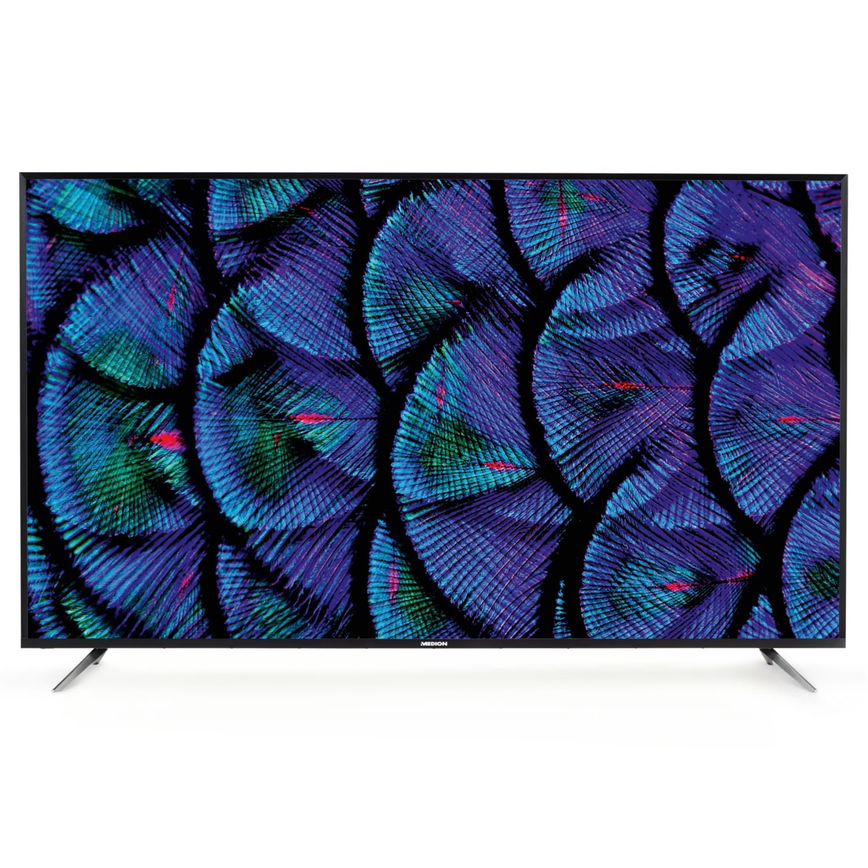 "Ultra HD Smart-TV 189,3 cm (75"") MEDION® LIFE® X17575"