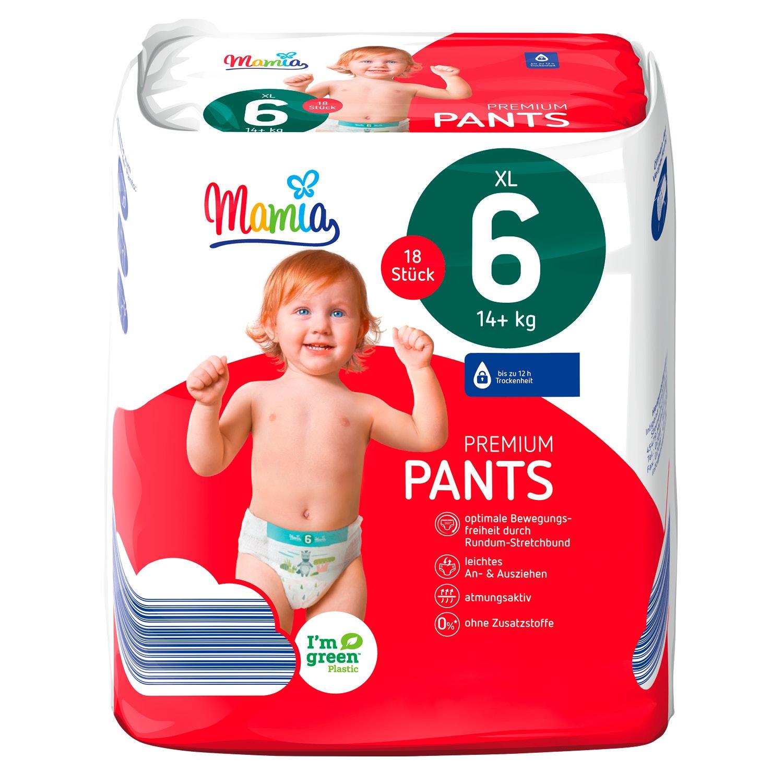 Mamia Baby Pants Größe 6