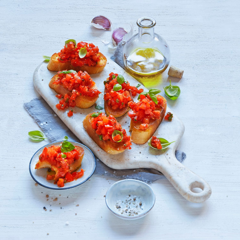 Tomatenbruschetta