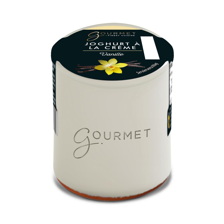 Joghurt a la crème,Vanille