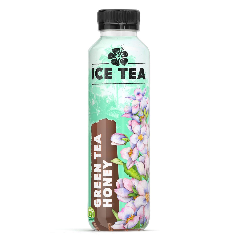 Eistee Sommersorten, Green Tea Honey