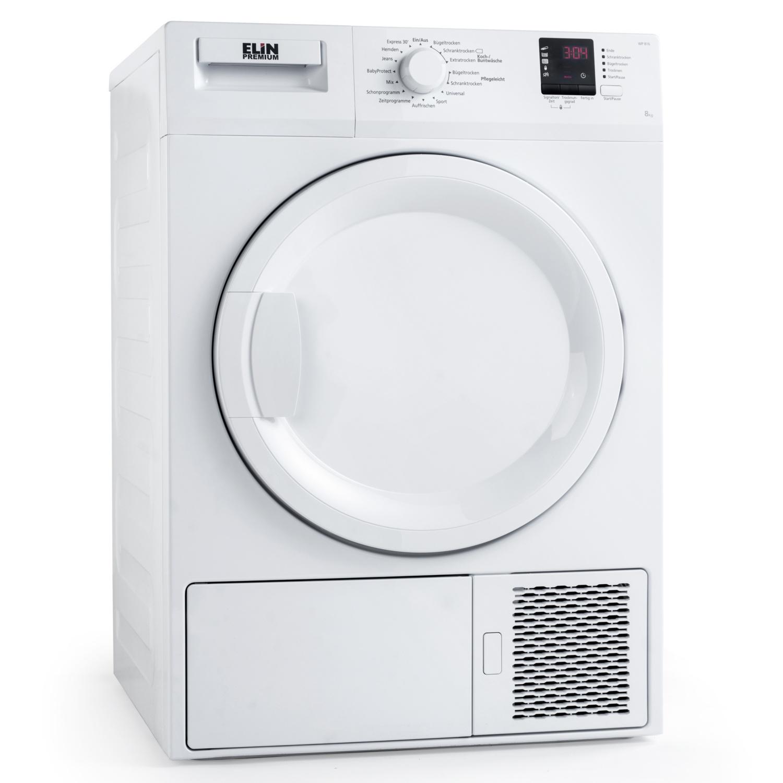 ELIN PREMIUM Wärmepumpentrockner