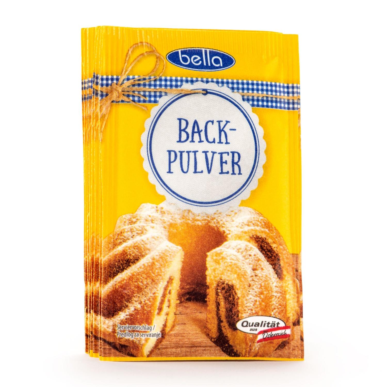 BELLA Backpulver