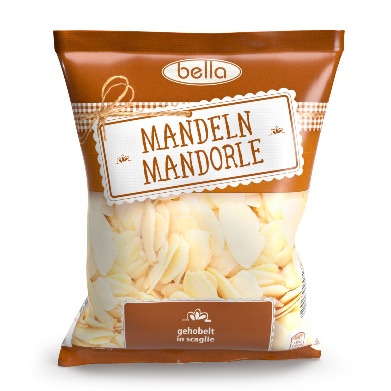 BELLA Mandeln gehobelt