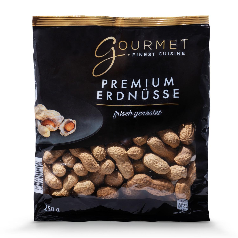 GOURMET Premium Erdnüsse