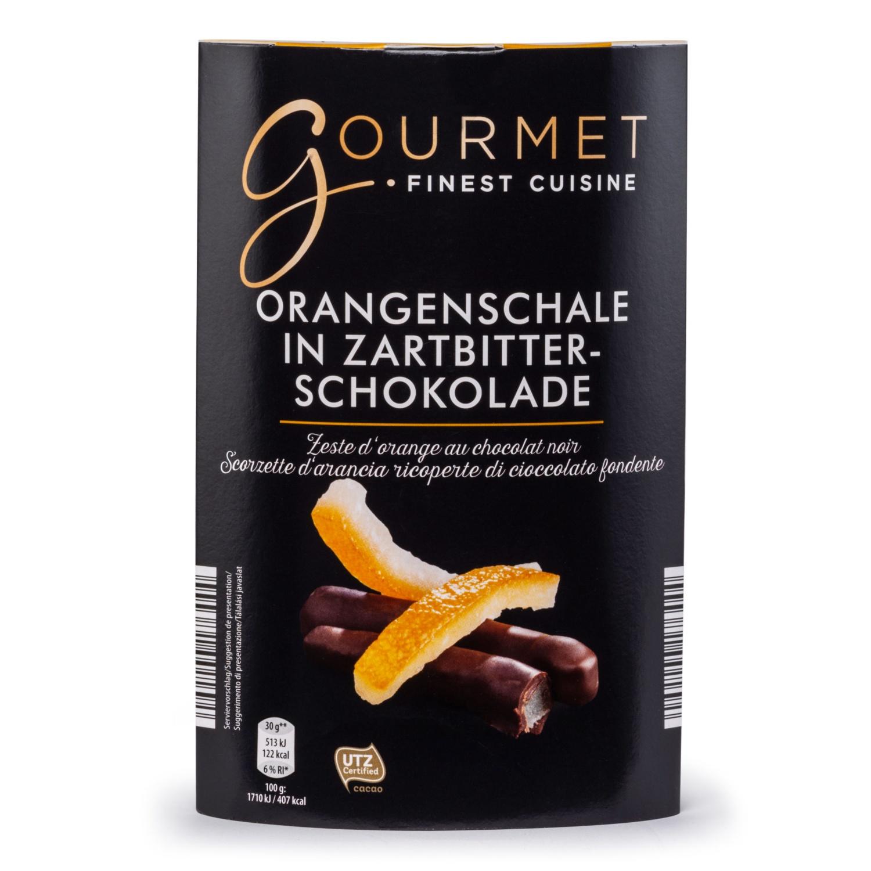 GOURMET Schokofrüchte, Orange
