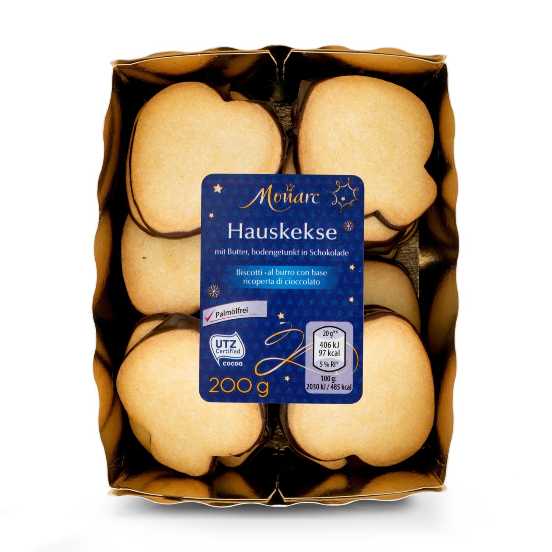 MONARC Butter-/Teegebäck, Hauskekse