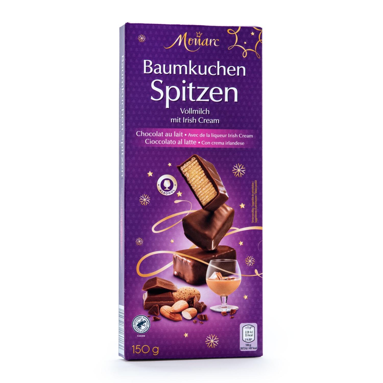 MONARC Baumkuchenspitzen, Irish Cream