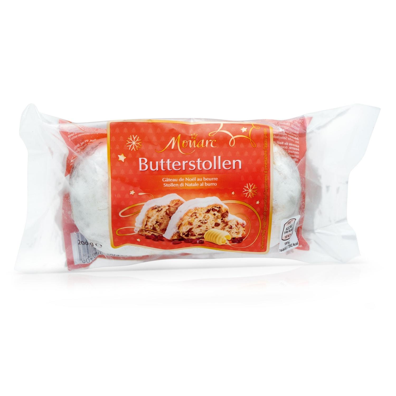 MONARC Mini-Stollen, Butter