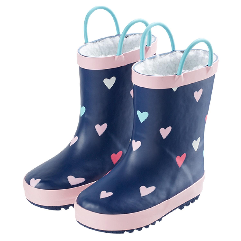IMPIDIMPI Gefütterte Regenstiefel für Kleinkinder*