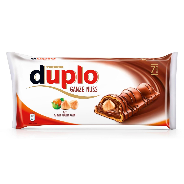 FERRERO Duplo Ganze Nuss