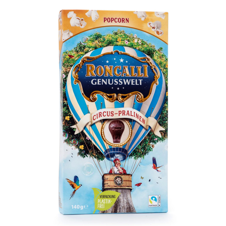 Zirkus Roncalli Pralinen, Popcorn