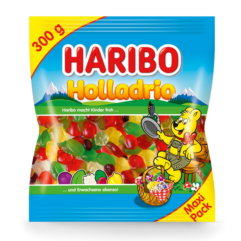 HARIBO Fruchtgummi, Holladrio