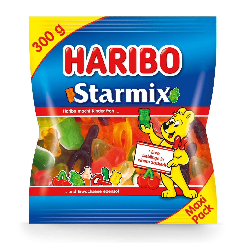 HARIBO Fruchtgummi, Starmix