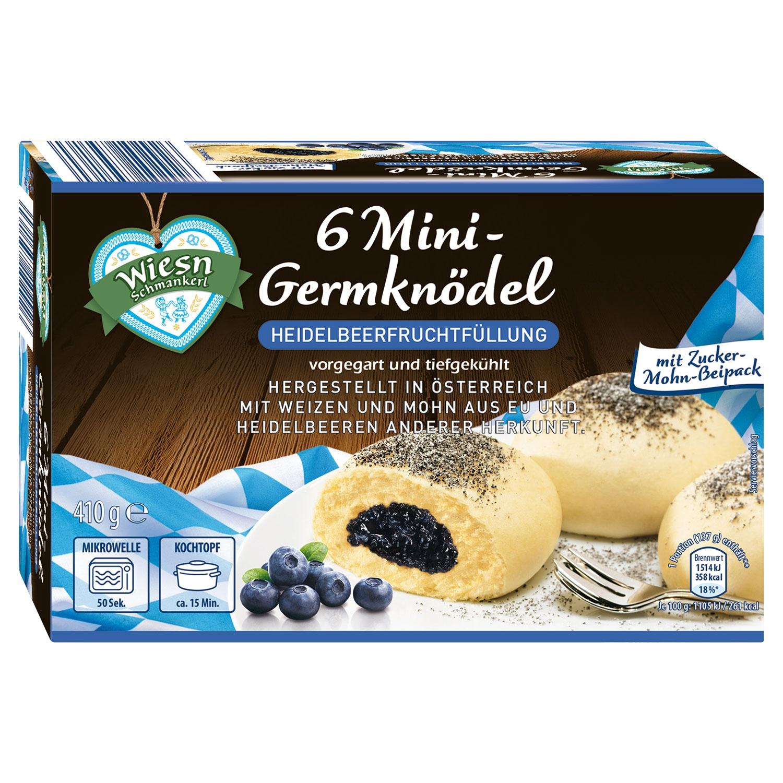WIESN SCHMANKERL Germknödel 410 g*