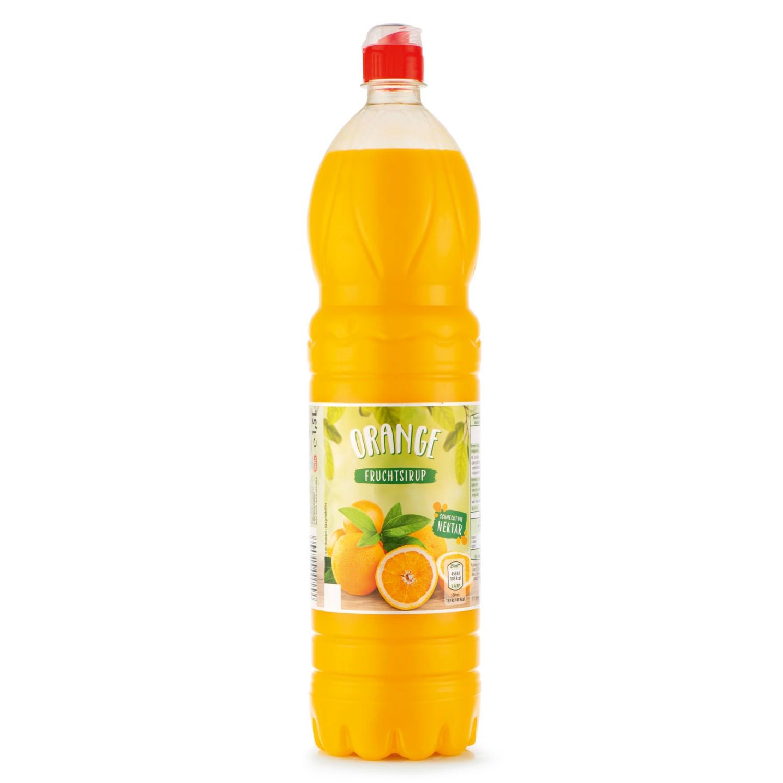 Sirup, Orange