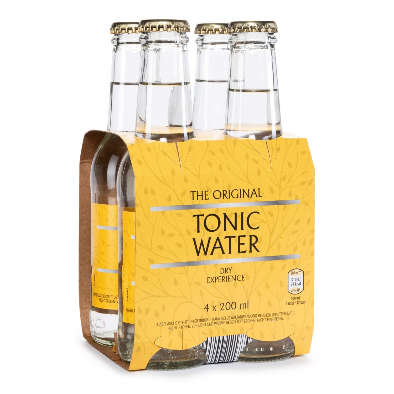 Premium Bitterlimonade, Tonic Water