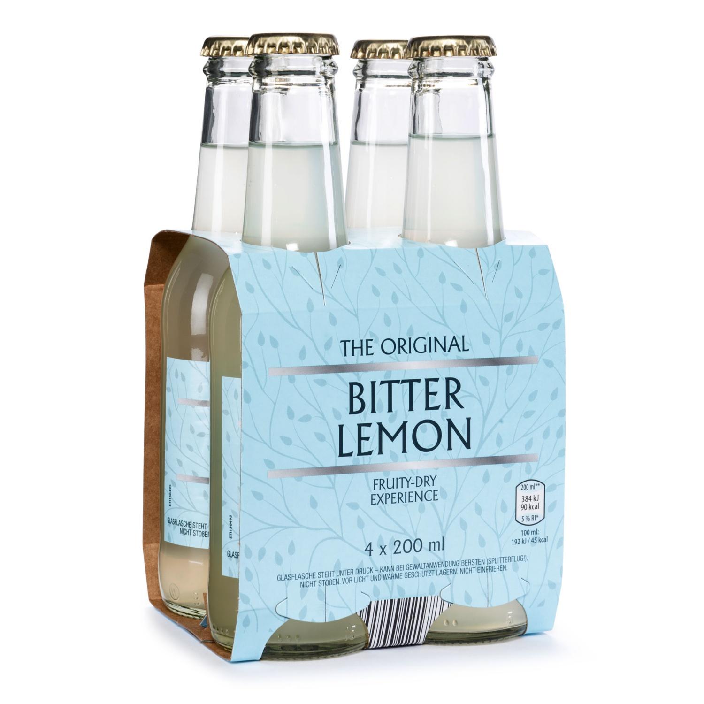 Premium Bitterlimonade, Bitter Lemon