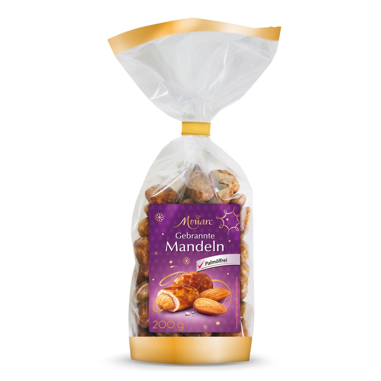MONARC SAISON Edelnuss-Sortiment, Gebrannte Mandeln