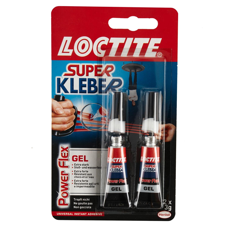Loctite Superkleber Power Flex Gel 2 x 3 g*