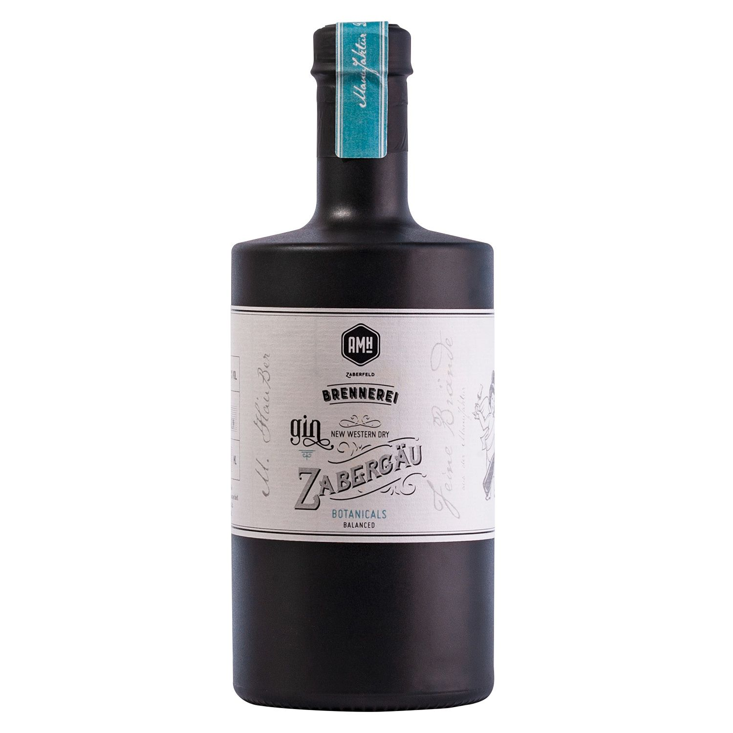 New Western Dry Gin 0,5 l