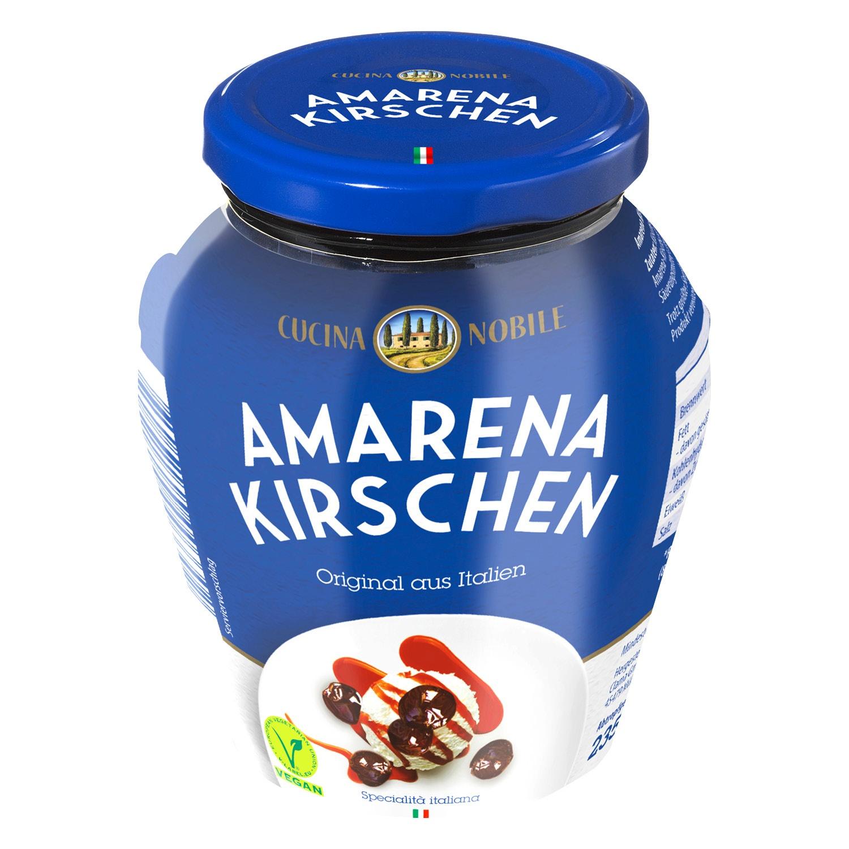 CUCINA NOBILE Amarena Kirschen 460 g