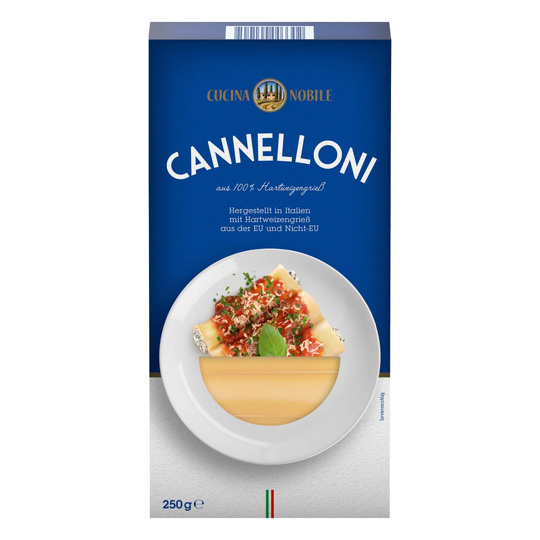 CUCINA NOBILE Cannelloni 250 g