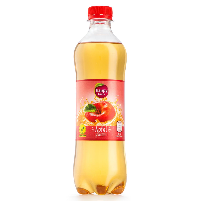 HAPPY FRUITS Apfelsaft gespritzt