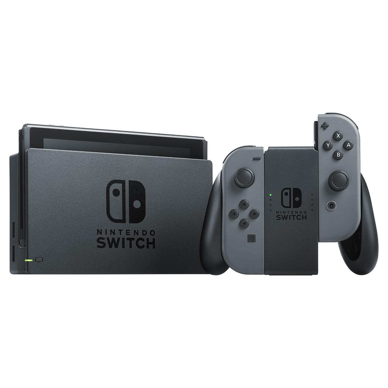 Nintendo Switch® Grau