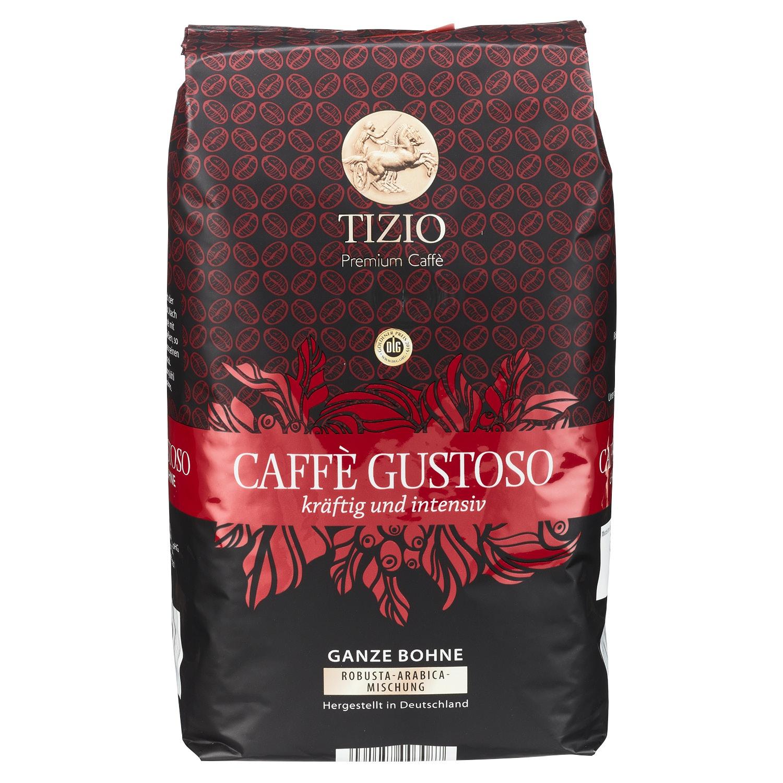 Tizio Caffè Gustoso ganze Bohne 1000 g