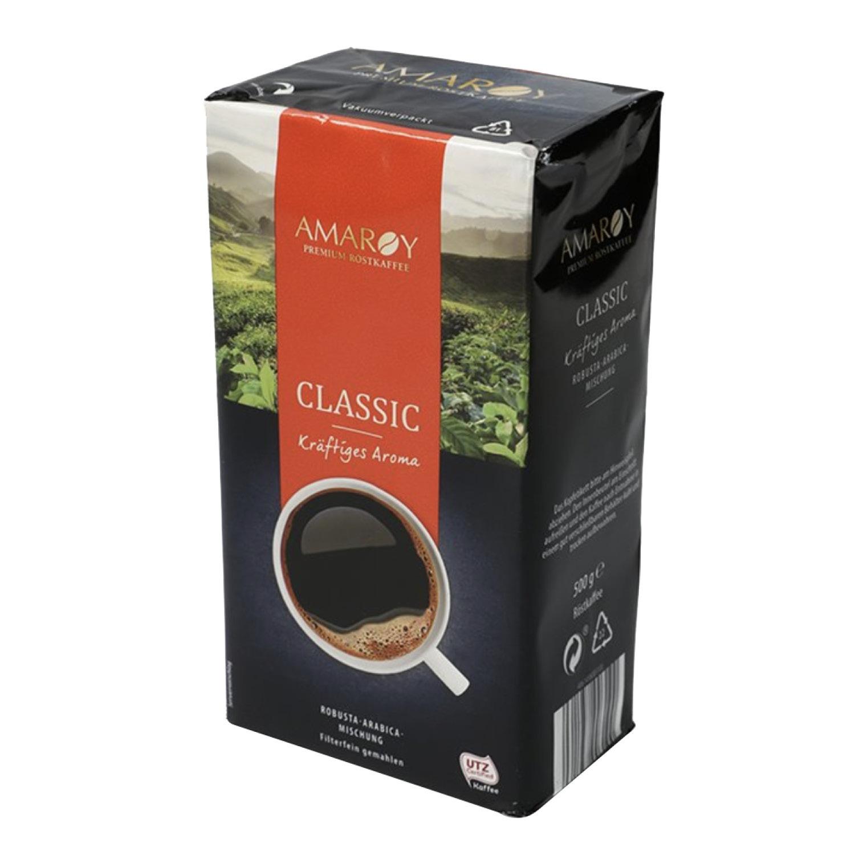 AMAROY Premium Röstkaffee Classic 500g