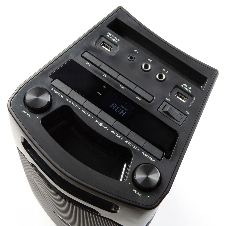 MEDION® LIFE® P67032 Tragbares Bluetooth®-Soundsystem