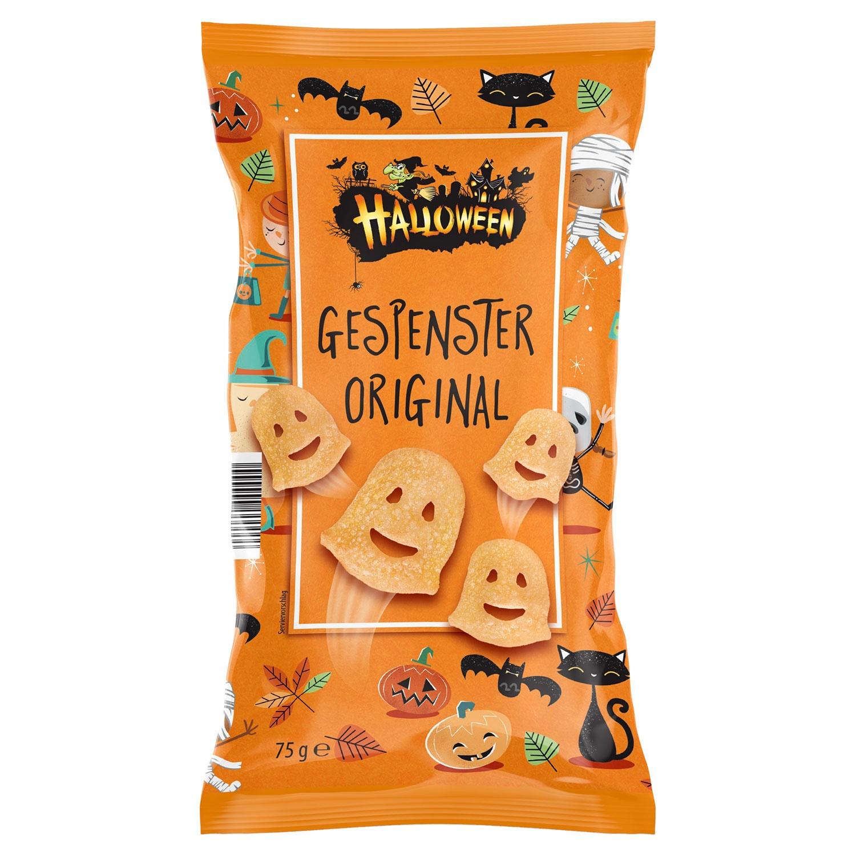 HALLOWEEN Snack-Gespenster 75 g