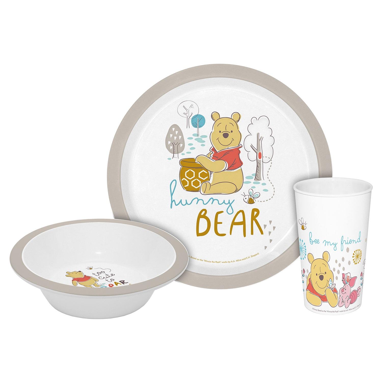 Kinder-Frühstücksset 3er-Set