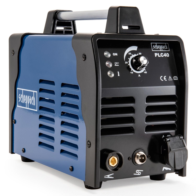 SCHEPPACH Plasmaschneider PLC40