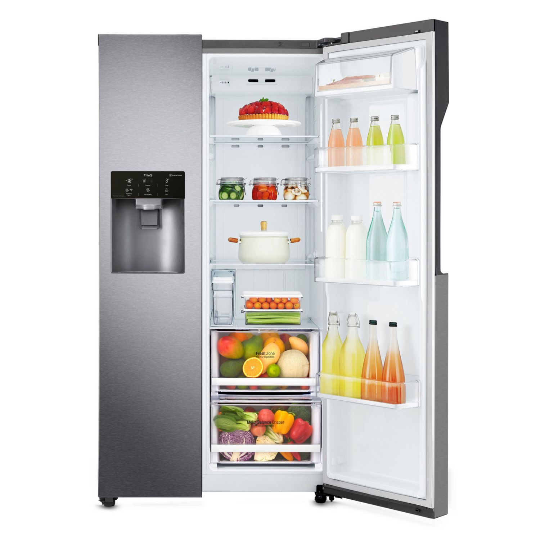 LG Side-by-Side-Kühlschrank